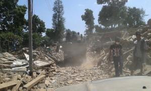 jordbävningen nepal