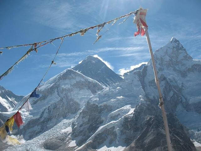 Mount Everest 8 848 m