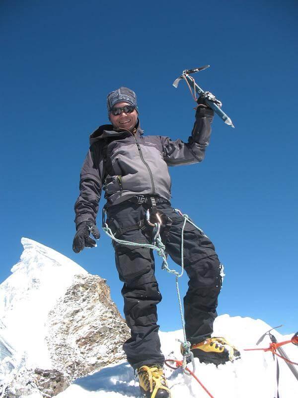 Saran - Lobuche Peak