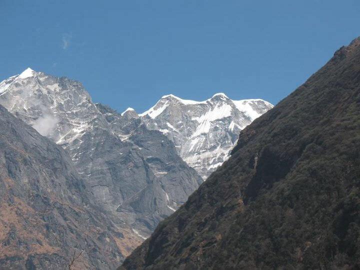 Allt närmare Mera Peak