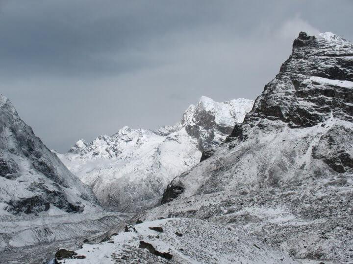 Himalaya i puder