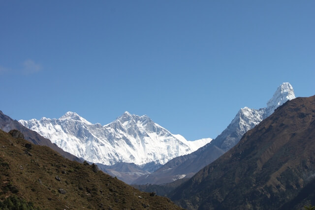 Mount Everest, Nuptse, Lhotse & Ama Dablam