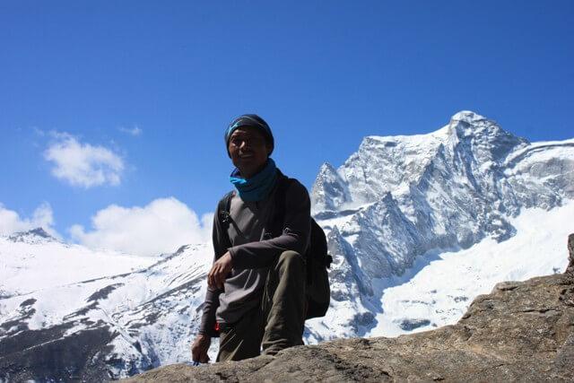 Hi On Life's Sherpa Om