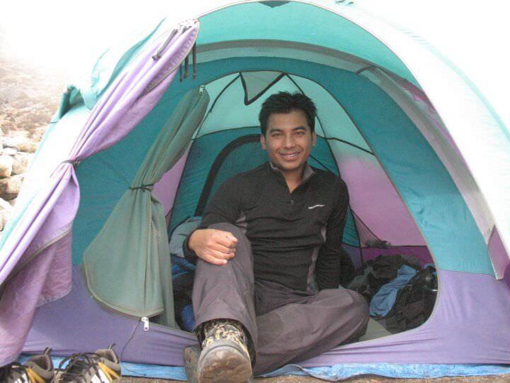 Hej från Nepal