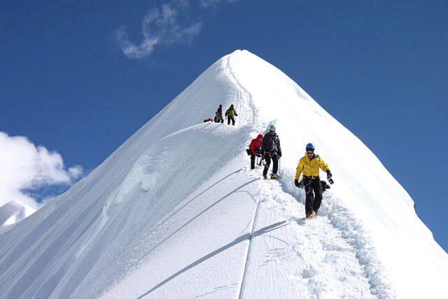 Vackra Island Peak!