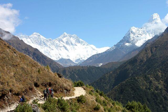 Ståtliga Himalaya