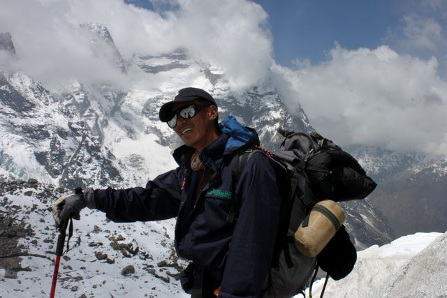 Pema - vår karta och kompass, vår trygghet i Himalaya