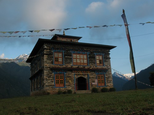 Klostret i Kari Kola
