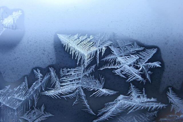 Kallt i Dingboche