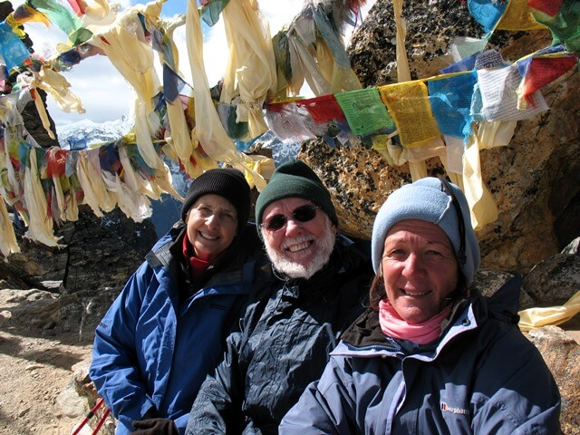 everest basecamp 60+