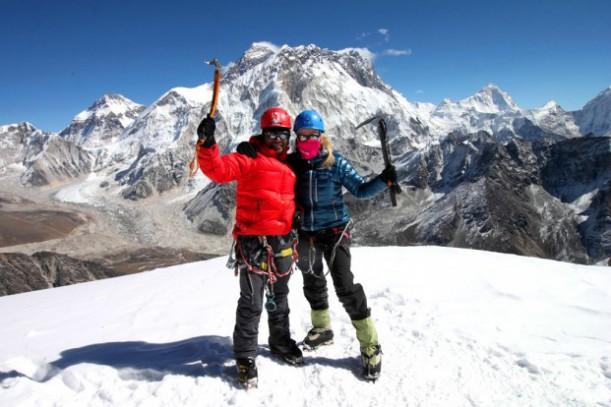 Experter på Himalaya