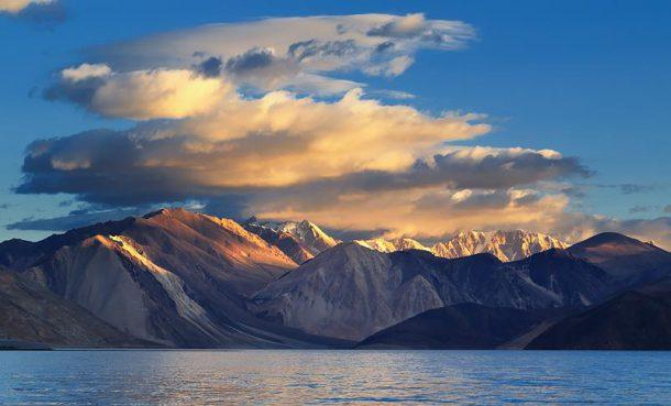 En expedition i Ladakh bjuder på magiska vyer!