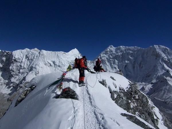 Expiditioner Nepal - Himalaya