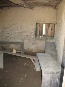 Klass två's klassrum