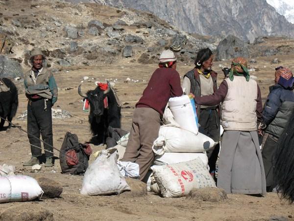Resa i Tibet