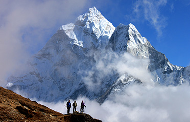 Expedition i Himalaya