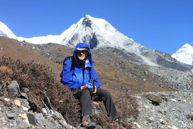 Fika paus i Himalaya