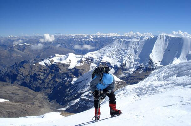 Putha Hiunchuli Climbing expedition