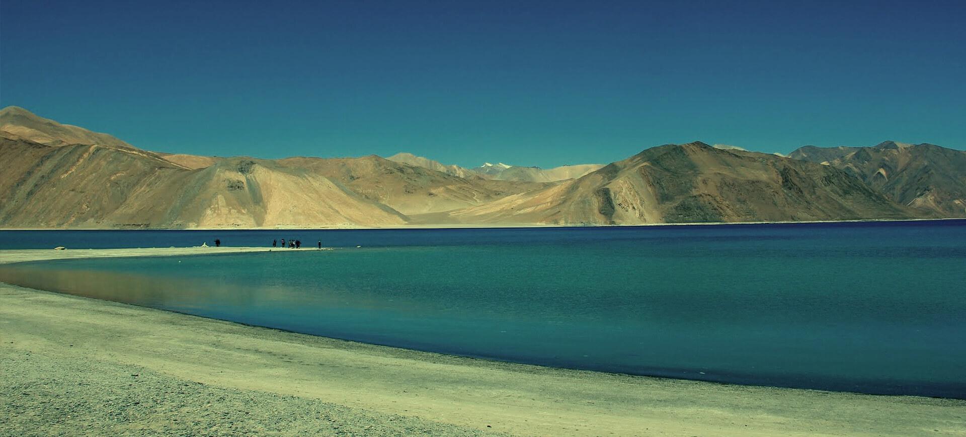 Rumtse to Tsomiriri Lake, Ladakh